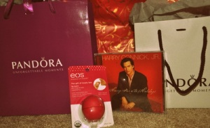 Gifts for my mother, she loves Harry Connick Jr